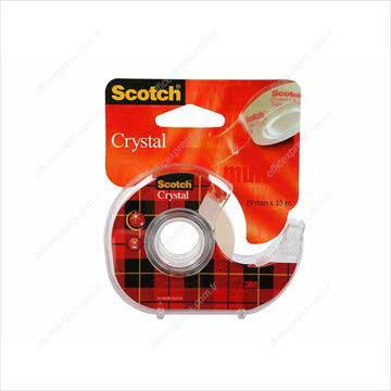 Resim 3M Scotch 6-1915D Kristal Bant 19 mm x 15 m